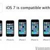 Cách cập nhập lên iOS 7 nhanh nhất