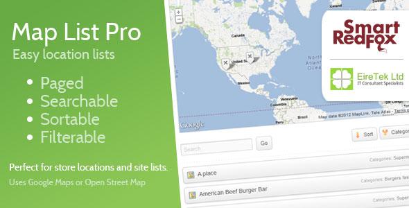 map list pro wordpress plugin
