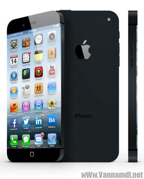 iphone 6 mau den
