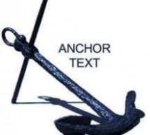 Anchor textual content là gì