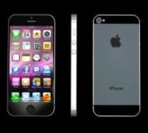 Hình ảnh iphone 5 chính thức