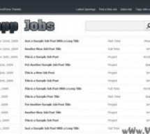 Tapp Jobs – Press75 top class Theme