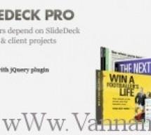 SlideDeck2 professional – Responsive Slider Plugin