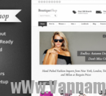 Boutique keep v1.4.three – Theme retailer wordpress