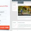 Theme blog cá nhân wordpress