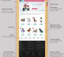 Sellya Theme Responsive – Làm retailer bán hàng bằng opencart