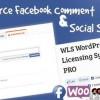 Plugin facebook Comment & Chia sẽ lên mạng xã hội cho woocommerce