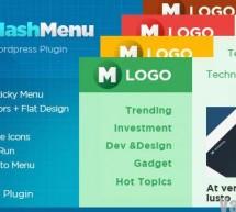 Mashmenu – WordPress Easy Mega Menu Plugin free