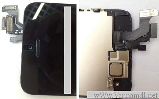 chíp NFC tren iphone 5