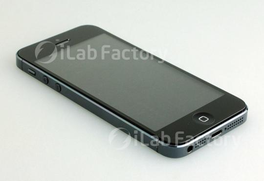 hình ảnh được cho là iphone 5