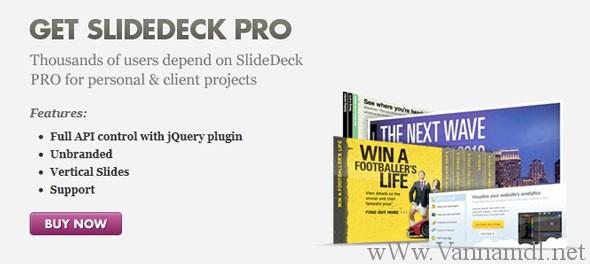 slidedeck pro free