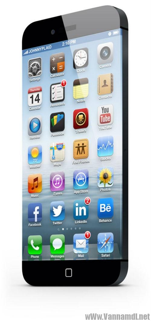 giao dien iphone 6