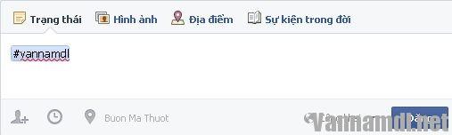 cach su dung hashtag tren facebook